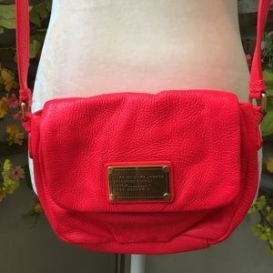 Marc by Marc Jacobs Classic Q Isabelle Leather Bag